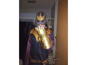 Infinity Gauntlet from Infinity War