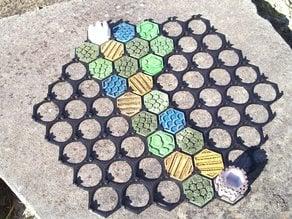 Pocket Tactics terrain lattice