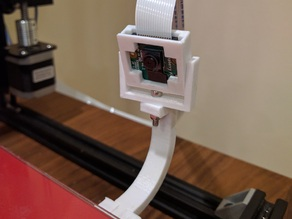 Raspberry Pi Camera v2 Print Bed Mount