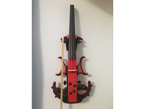 Electric Violin Wall Hanger