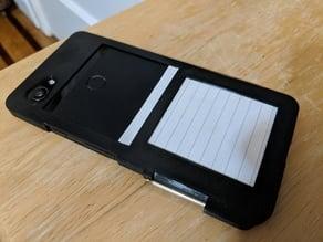 Notecase for Pixel 2 XL