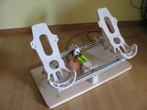 Flight Sim Rudder Pedals