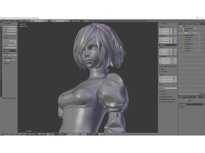 2B-Copy Figurine v0.2E