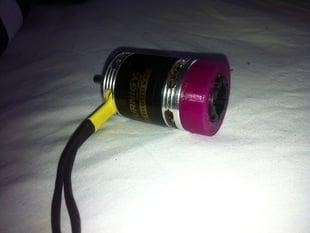Proxxon MF-70 brushless motor coupling