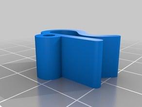 Parametric Filament Clip