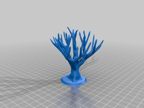 Tree with base