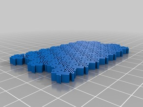 Mesostructured Cellular Materials Generator: Customizable version of AndreasBastian's prototypes