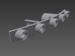 TRAXXAS curved LED light bar