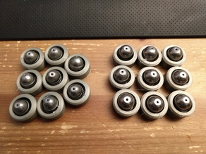 Finishing Plugs for Dubrovnik-Style Chess Set