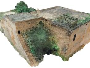 Rudere - Ruin Taranto,  Italy
