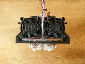 Dual MK7 Extruder for Prusa i3