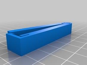 My Customized Parametric Bag Clip - PLA compatible