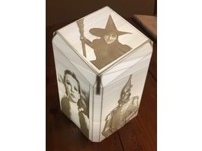 Wizard of OZ Lithophane Box