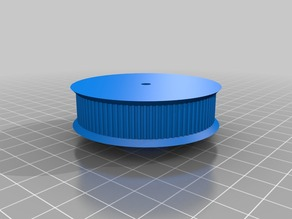 90T MXL Pulley - 4mm shaft dia. (for MakeBlock eggbot)