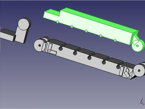 Kite 5 lines holder , this can be used with any kite and is needed for keeping the lines in order all times!