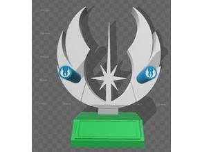 Jedi Light Saber Stand