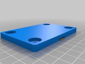 Power Brick Wall/Plate Mounting Bracket