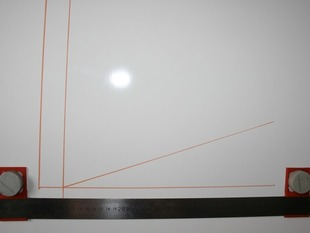 Magnetic Lineal Holder - for Nerd Boards :)
