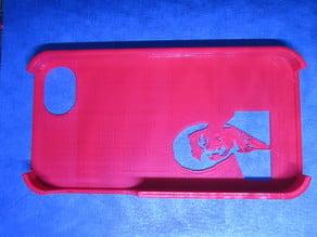 Kat iphone 5 case custom