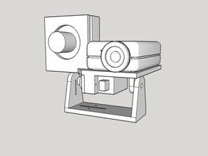 Mobius/ Runcam HD FPV Pan & Tilt