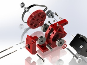 Itty Bitty Belted Extruder