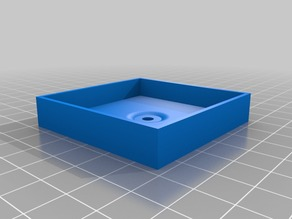 Ikea LACK table stack coupler - Version A