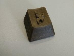 Protoss keycap (R4 Cherry MX)