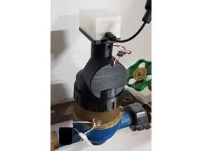 water meter measurement / Wasserzähler erfassen