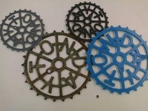 Dayton Bicycle Gear Chainwheel Sprocket