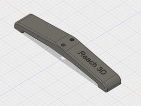 Reach 3D feet, v-slot rail compatible feet