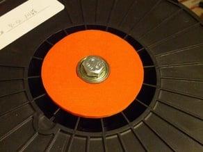 Parametric ( Ultimachine 1Kg ) spool hub bearing