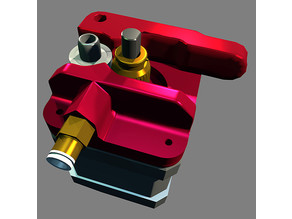 Model of extruder (that comes with CR-10)