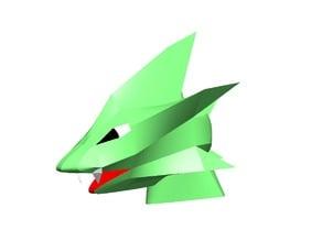 Scyther Head