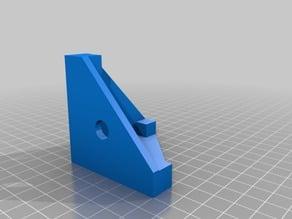 Corner for 3D Printer enclosure