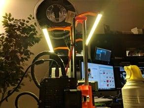 Prusa LED Strip Holder