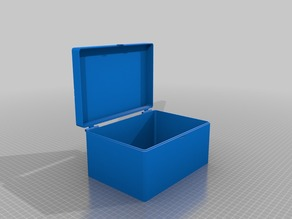 Ruffturns Customized hinged box V2