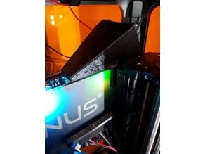 Trinus PCB Fan Shroud