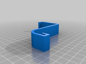 Better Spool Holder for M3D Micro 3D Printer