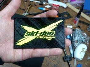 Ski-Doo X-Team logo