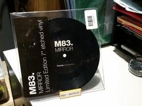 Multipurpose stand - Record, iPod, Hard Drive, CD Case