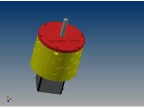planetary gear for nema17 Stepper motor< Upgrade version!!>