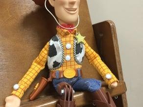 Cowboy Doll Prosthetics