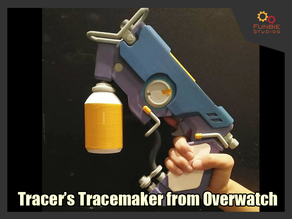 Tracer's Tracemaker from Overwatch