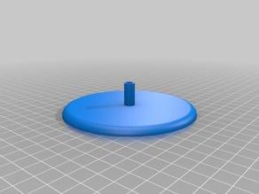 Vehicle Model Bases w/ detachable & movable model