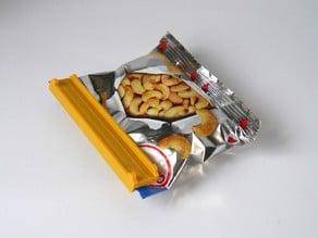 Bag sealing clip (customizable)