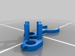 MP CNC Dust Shoe / Vacuum Attachment - OLD -