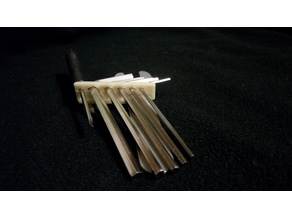 2020 profile tool rack for Tevo Tarantula