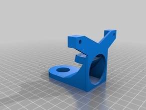 HX1-Mod Fan duct for Budaschnozzle
