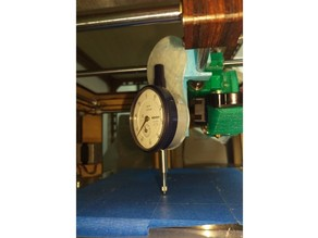 Dial_Backing - Dial Backing for UM1 with 8mm shafts