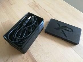 Boîte pour chargeur XP-Deus (avec logo Xp)